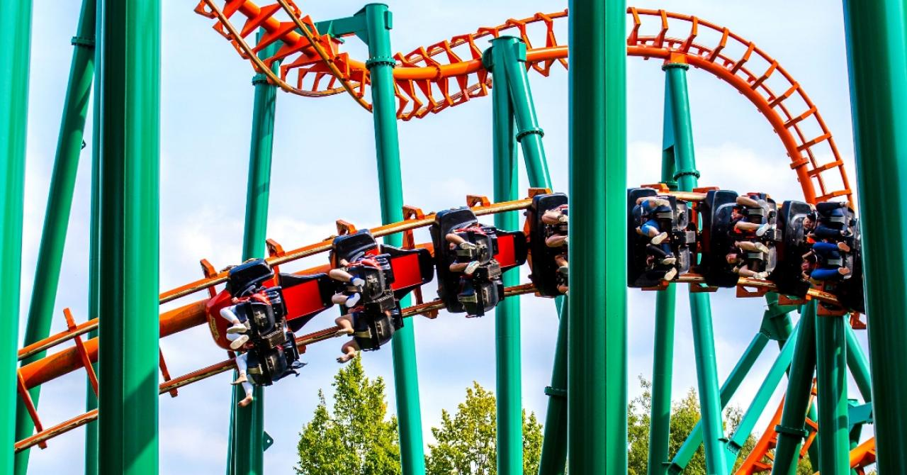 Walibi Holland - Condor