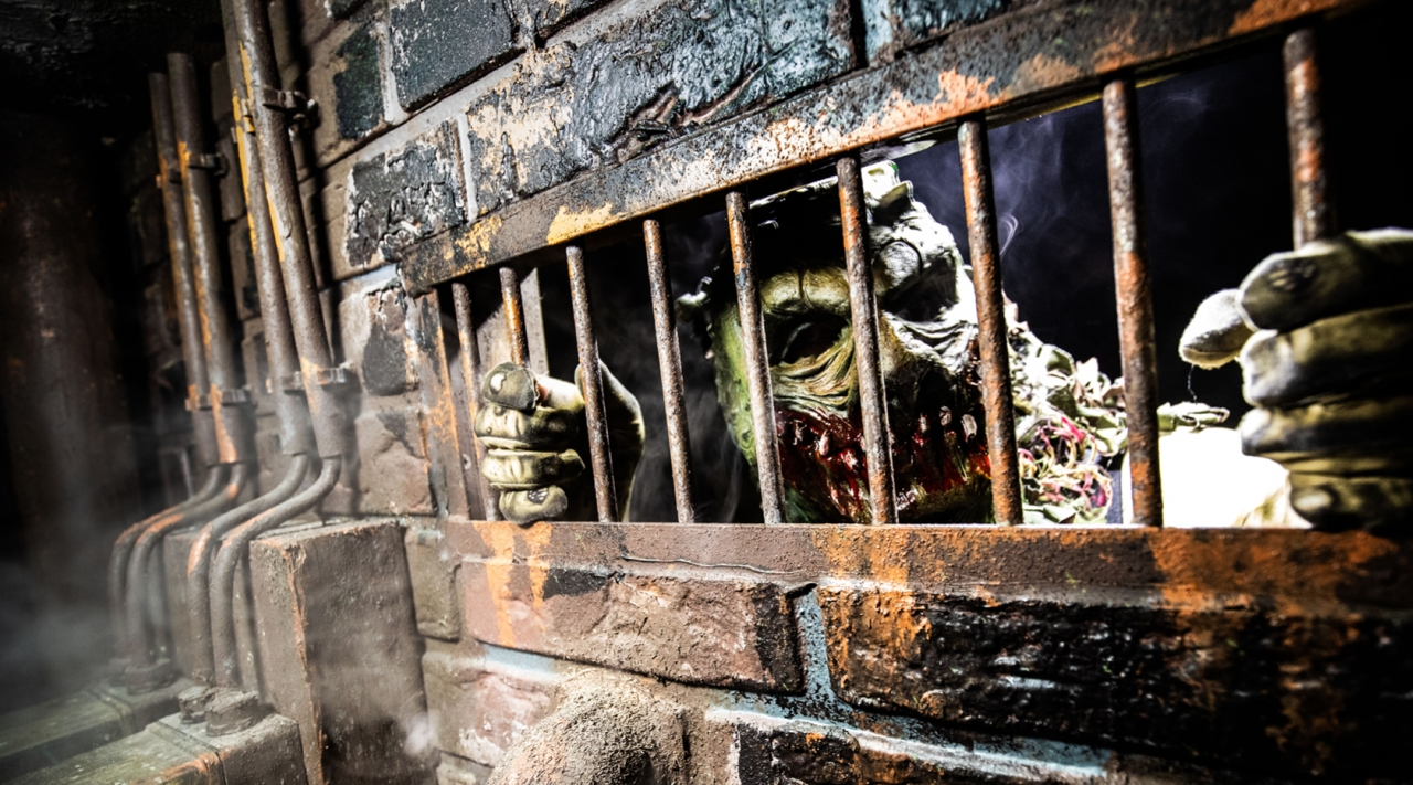 Below Experience Halloween Fright Nights