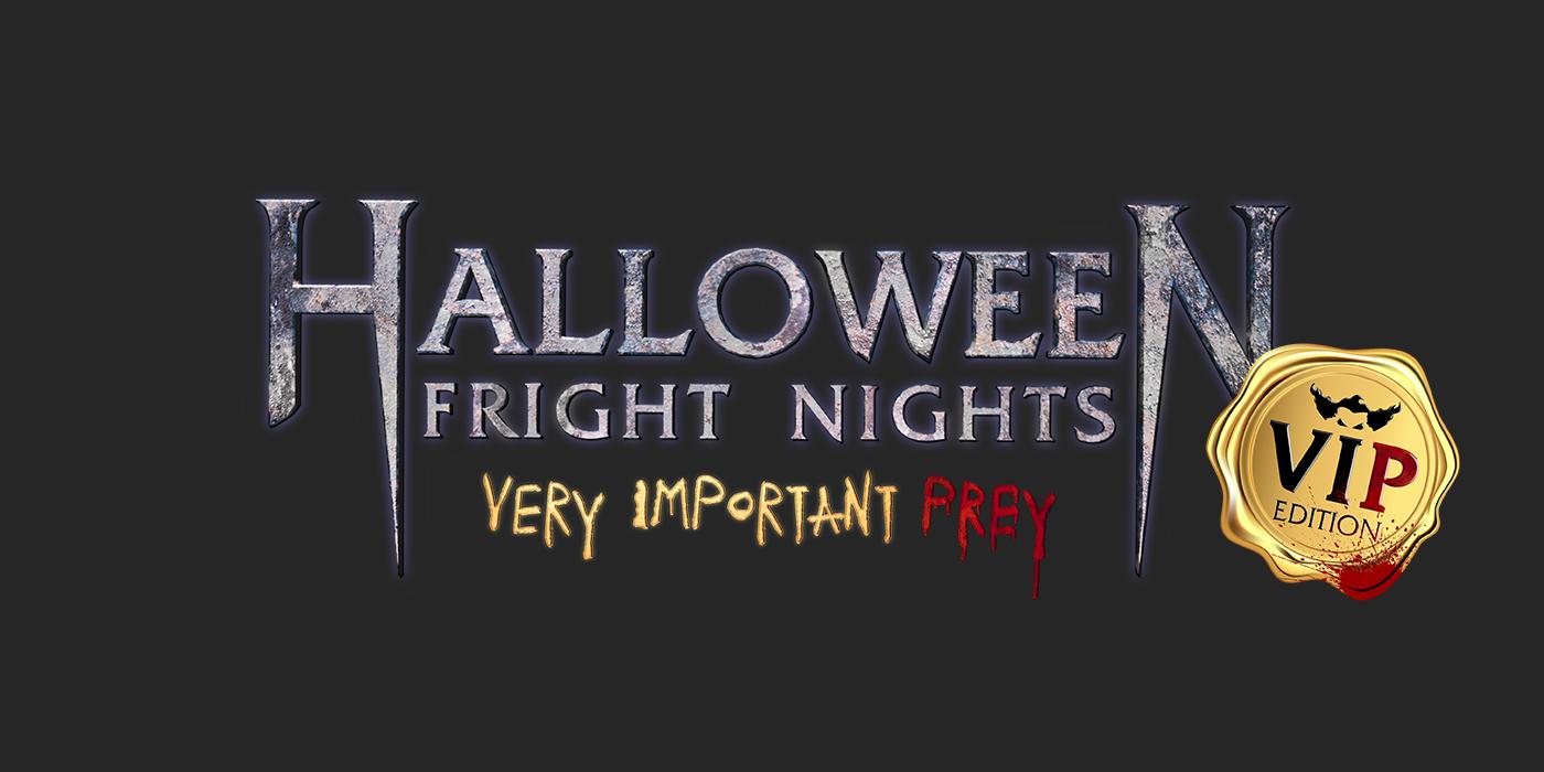 Walibi Halloween Fright Nights